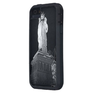Lady Liberty Case For iPhone 5