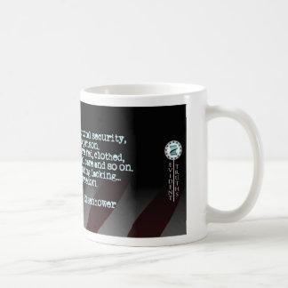 Lady Liberty - Dwight D. Eisenhower - 1 Coffee Mug