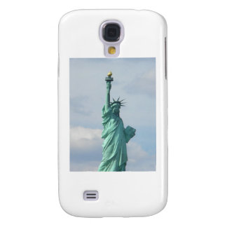lady liberty galaxy s4 cover