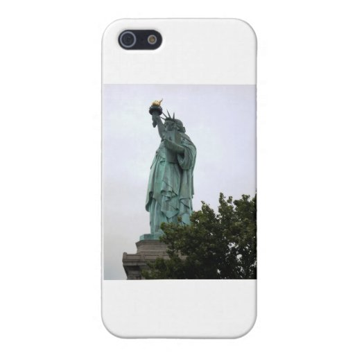Lady Liberty in New York Harbor Cases For iPhone 5