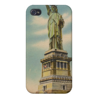 Lady Liberty iPhone 4/4S Cases