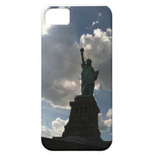 Lady Liberty iPhone 5s/5 Case iPhone 5 Cases