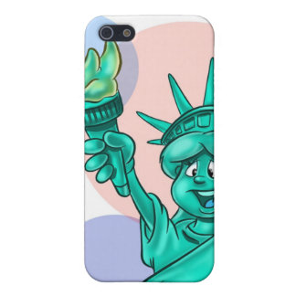 Lady Liberty iPhone Case For iPhone SE/5/5s