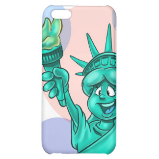 Lady Liberty iPhone iPhone 5C Cover