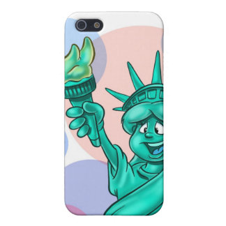 Lady Liberty iPhone iPhone 5 Cover
