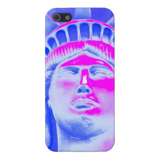 LADY LIBERTY iPhone SE/5/5s COVER
