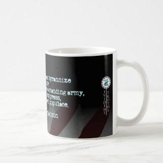 Lady Liberty - James Madison Classic White Coffee Mug