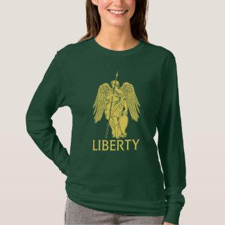 Lady Liberty (Libertas) Graphic T-shirt
