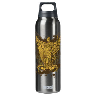 Lady Liberty Liberty Bottle 16 Oz Insulated SIGG Thermos Water Bottle