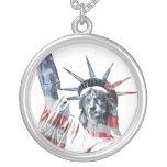 Lady Liberty Necklace