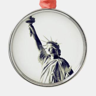 Lady Liberty - New York City Ornatos