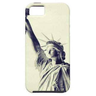 Lady Liberty - New York City iPhone 5 Carcasa