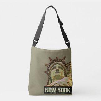 Lady Liberty New York Crossbody Bag