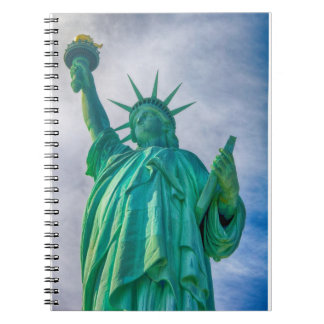 Lady Liberty Notebook