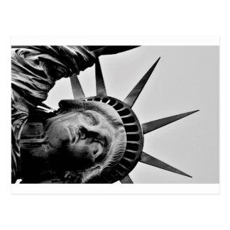 Lady Liberty NYC Postales