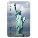Lady Liberty, NYC Rectangular Magnets