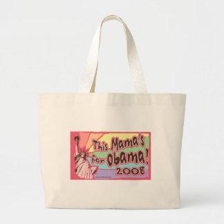 Lady Liberty Obama Mama Bag