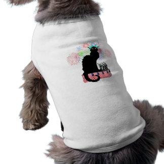 Lady Liberty - Patriotic Le Chat Noir Pet Clothes