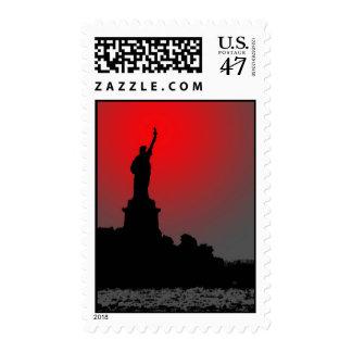 Lady Liberty Postage