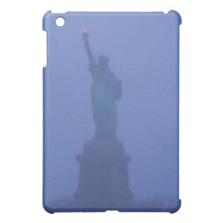 Lady Liberty Statue of Liberty USA America July 4 Cover For The iPad Mini