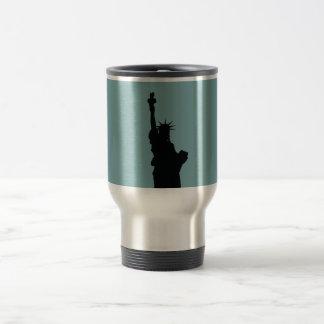 Lady Liberty Travel/Commuter Mug