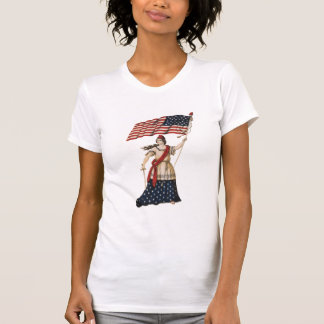 Lady Liberty T Shirts