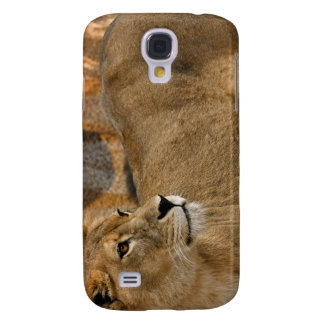 Lady Lioness iPhone 3G Case Galaxy S4 Case