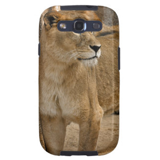 Lady Lioness Samsung Galaxy Case Samsung Galaxy S3 Covers