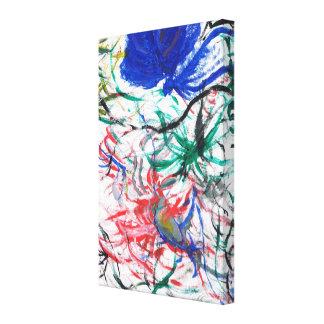 Lady Lita Canvas Print