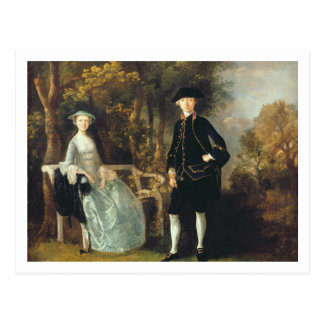 Lady Lloyd and her son, Richard Savage Lloyd, of H Post Cards
