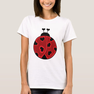 Lady Love Bug T-Shirt