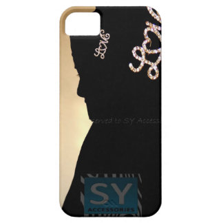 lady love iPhone 5 cover