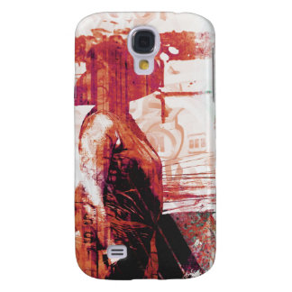 Lady Love red Galaxy S4 Cover