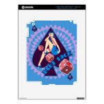 Lady Luck iPad 3 Skin