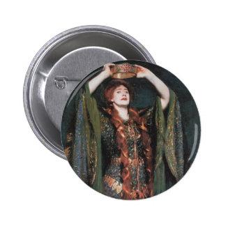 Lady Macbeth Button