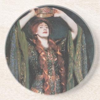 Lady Macbeth Coaster