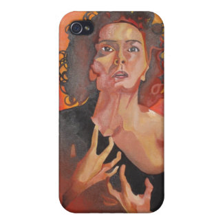 Lady Macbeth iPhone 4 Cover
