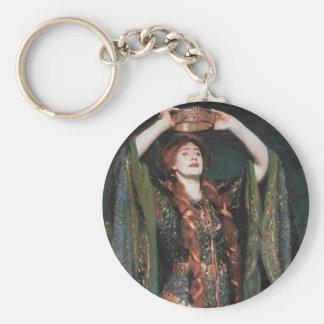 Lady Macbeth Key Chain