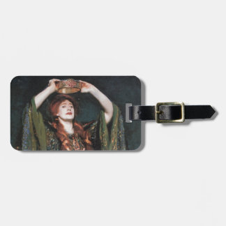 Lady Macbeth Luggage Tags