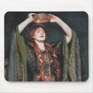 Lady Macbeth Mouse Pad