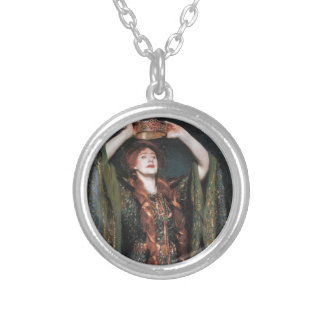 Lady Macbeth Personalized Necklace