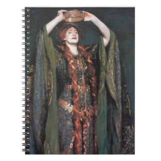 Lady Macbeth Notebook