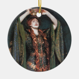Lady Macbeth Christmas Ornament
