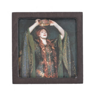 Lady Macbeth Premium Keepsake Boxes