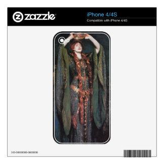 Lady Macbeth iPhone 4 Decal