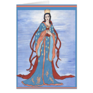 Lady Madonna Cards