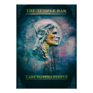 Lady Martha Temple Poster