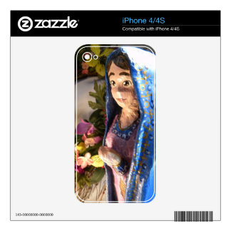 Lady Mary II Skins For The iPhone 4