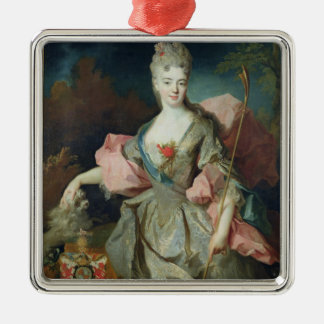 Lady Mary Josephine Drummond, Countess of Castelbl Metal Ornament
