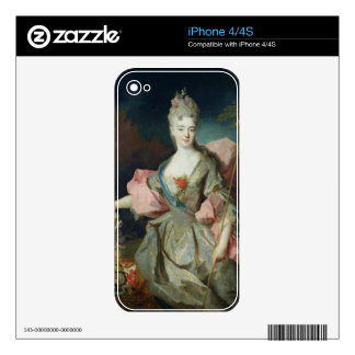 Lady Mary Josephine Drummond Countess of Castelbl Skins For iPhone 4